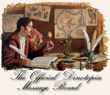 The Official Dinotopia Message Board